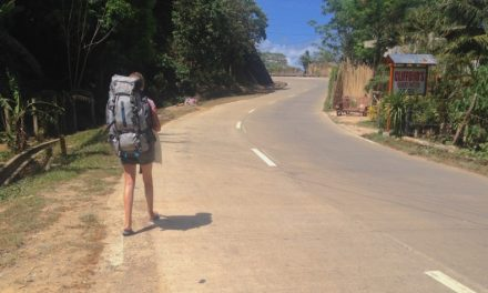 Travelling sendirian, takut ?